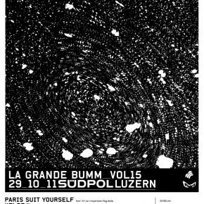 LA GRANDE BUMM v.15 | 29.10.11 | Südpol (LU) Grosse Halle