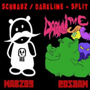 Schnauz / Darklime - Split EP