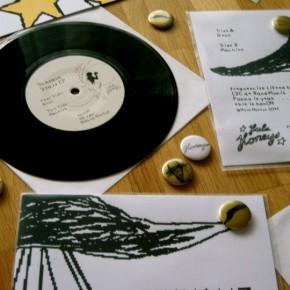 "SCHNAUZ | Stars EP (hon04) - 7"" vinyl & digital edition"