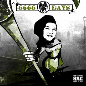 SOMTEK & SKYLLA - 6666 days (2007)