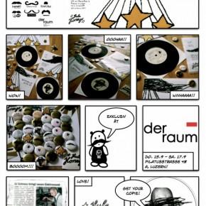 SCHNAUZ: STARS EP erhältlich @ Schnauz Verkauf, Der Raum (LU)