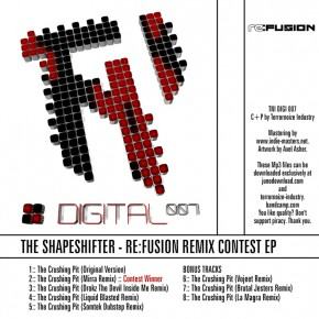 OUT NOW! SOMTEK - The Crushing Pit (Orginal by The Shapeshifter)