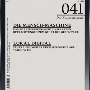 Das Tablet als Tonstudio: Bericht im 041 Kulturmagazin