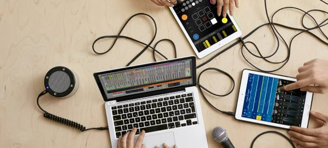 25. Nov. 2016 | 19.00-21.00 Uhr: Workshop @ SAE: Das iPad als kreatives Musikinstrument