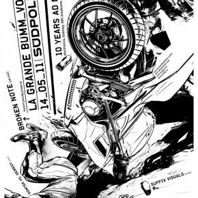 La Grande Bumm vol 14 - 10 Years Ad Noiseam - 14.05.2011 Südpol Luzern