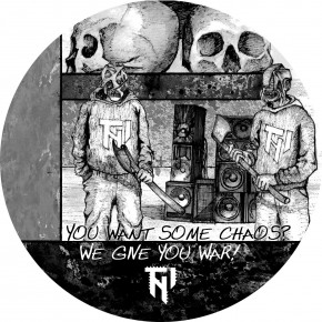 V.A. – You Want Some Chaos? We Give You War! EP