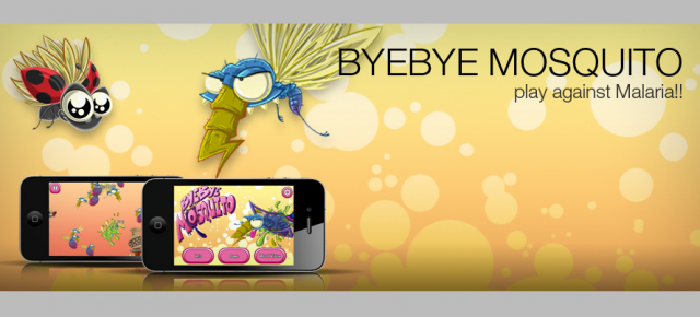 BYEBYE MOSQUITO - Sound Design (App Store / Android / Web)