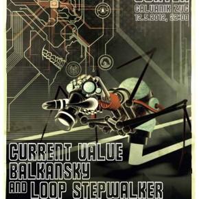 SOMTEK@ Auditory Cortex | Galvanik (ZG) - 12.05.2012