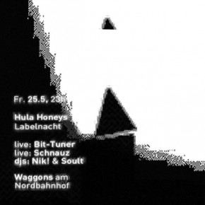 SCHNAUZ (live) @ Hula Honeys Lablenacht (Stuttgart)