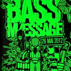 SCHNAUZ (live) @ Bass Maessage (Leipzig)