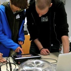 Workshop «Spielspass und Komposition mit iPad/ iPhone» by Daniel Sommer
