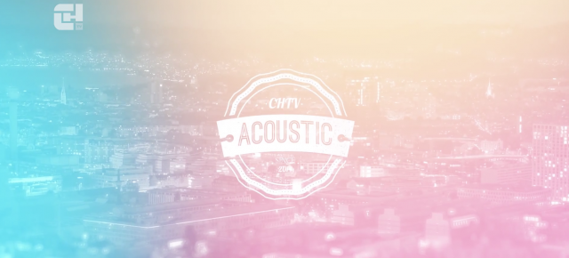 CHTV Acoustic - Recording